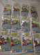 Moshi Monsters pin badges set of 12.